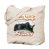 Honey Badger Nasty Tote Bag