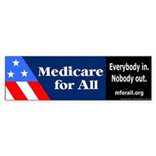 EverybodyIn BumperSticker - 50pack
