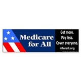 Get more_BumperSticker_MforAll - 10pack