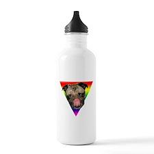 Pug Pride Water Bottle