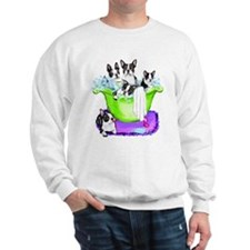 Boston Terrier TubFull Sweatshirt