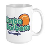 Santa Barbara California Mug