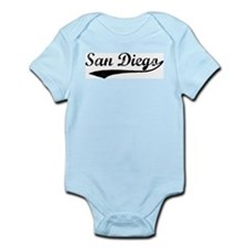 Vintage San Diego Infant Creeper