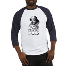 Prose Before Hoes Baseball Jersey