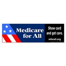 Show card_BumperSticker_MforAll - 10pack