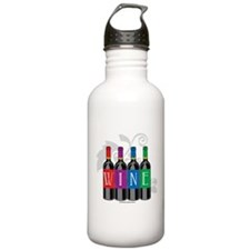 Wine Bottles Water Bottle