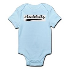 Vintage Montebello Infant Creeper