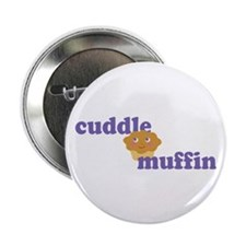 "Cuddle Muffin 2.25"" Button"