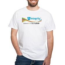 White Integrity/BOL T-Shirt