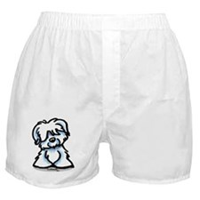 Coton Cartoon Boxer Shorts