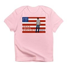 Obama: Born to RUN! Infant T-Shirt