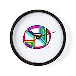 Steve Berry Art Wall Clock