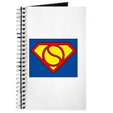 Superman Tennis Journal