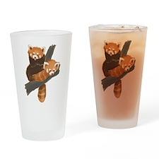 Red Pandas Pint Glass