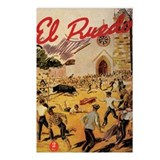 Cute Corrida Postcards (Package of 8)