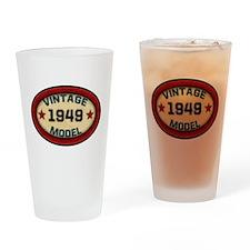 Birthday Vintage Model Year Pint Glass