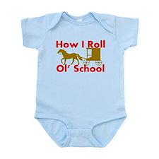 Amish Rolling Infant Bodysuit
