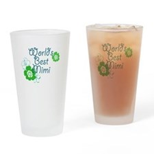 World's Best Mimi Pint Glass