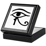 The Eye of Horus Keepsake Box