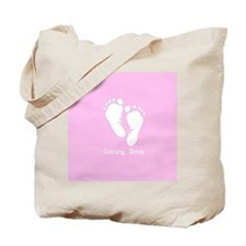 New Baby Coming Soon Tote Bag