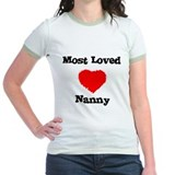 Most Loved Nanny T