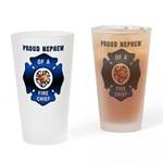 Fire Chief's Nephew Pint Glass