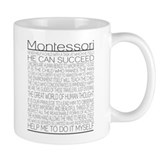 Maria Montessori Quotes Small Mugs