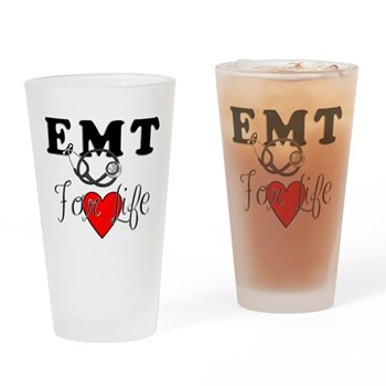 EMT Drinking Glasses