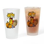 Thanksgiving Harvest Pint Glass
