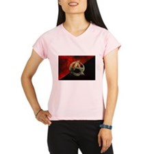 Anarcho Women's double dry short sleeve mesh shirt