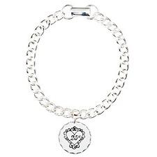 25th Anniversary Love Gift Bracelet