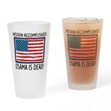 Osama Pint Glass