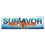 Survivor 2012 Bumper Sticker