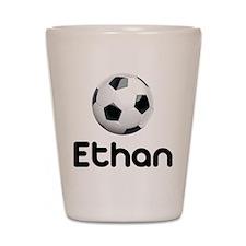 Soccer Ethan Shot Glass