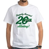 20 Years Anniversary Gift Shirt