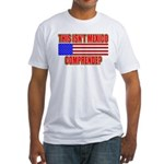 This Isn't Mexico Comprende? Fitted T-Shirt