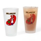 Grillmaster Pint Glass