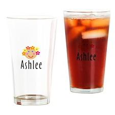 Ashlee - Flowergirl Pint Glass