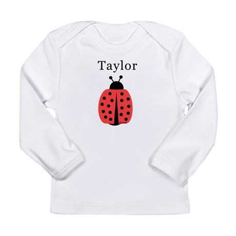 Taylor - Ladybug Long Sleeve Infant T-Shirt