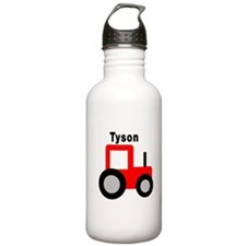 Tyson - Red Tractor Sports Water Bottle