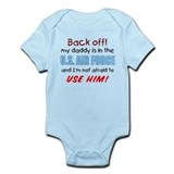 U.S. Air Force Daddy Infant Bodysuit
