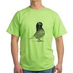 Andalusian Tumbler Green T-Shirt