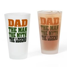 Dad - The Legend Pint Glass