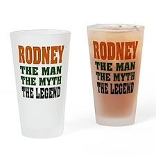 RODNEY - The Legend Pint Glass