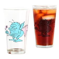 Ugly Blue Fairy Pint Glass
