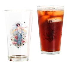 Summer Fairy Pint Glass