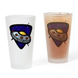 UFO Pint Glass