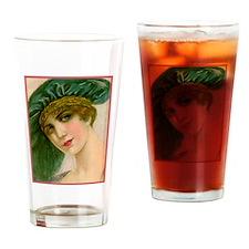 Flapper - Greta Pint Glass