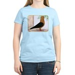 Gold Blackwing Archangel Women's Light T-Shirt