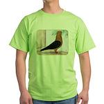 Gold Blackwing Archangel Green T-Shirt